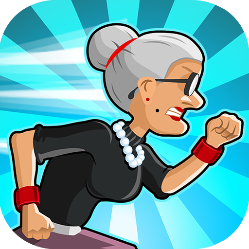 Angry Gran Run – Running Game 2.12.1 APK MOD | Download Android