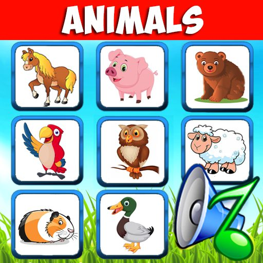 Animal sounds. Learn animals names for kids  6.6 APK MOD   Download Android