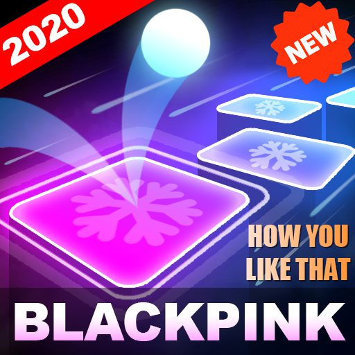 BLACKPINK Hop: 'How You Like That' Rush Tiles Hop! 6.0.0.1 APK MOD | Download Android