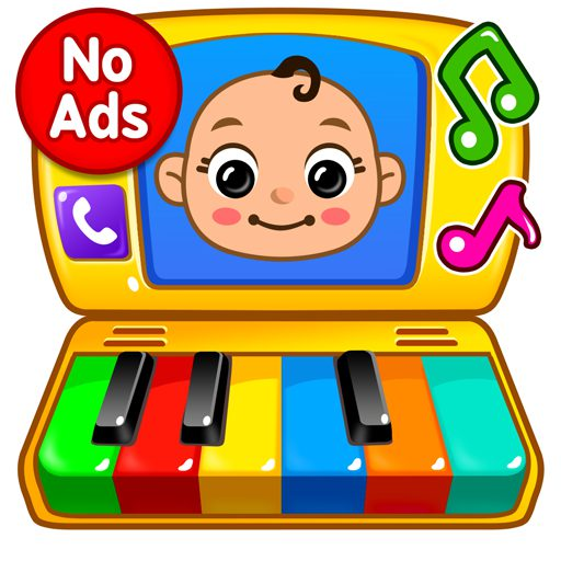 Baby Games Piano, Baby Phone, First Words  1.2.7 APK MOD | Download Android