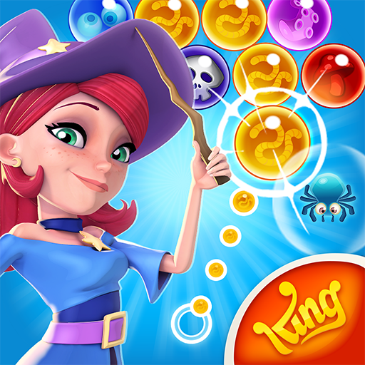 Bubble Witch 2 Saga  1.127.0 APK MOD | Download Android