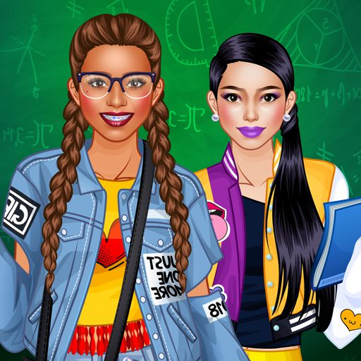 College Student Girl Dress Up 1.0.6 APK MOD | Download Android