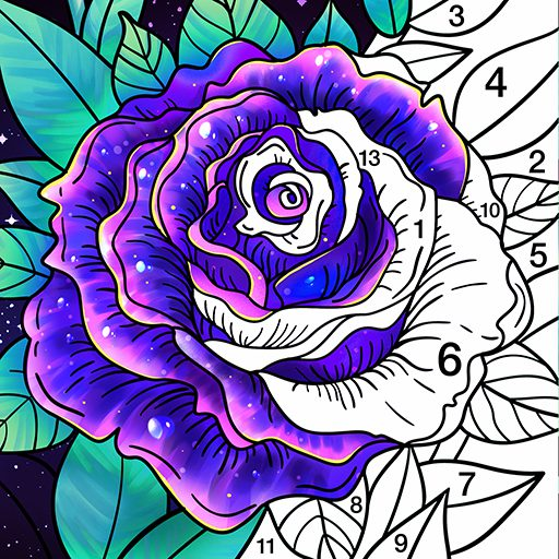 Coloring Book Color by Number & Paint by Number  2.0.3 APK Pro   Premium APP free download