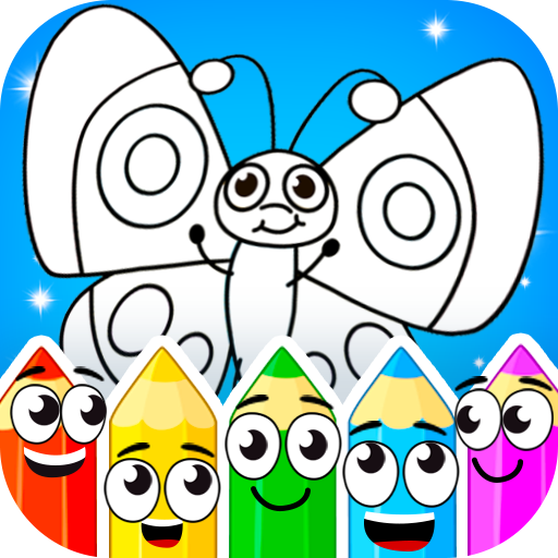 Coloring games : coloring book 1.3.8 APK MOD   Download Android