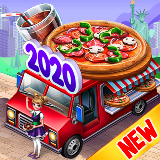 Cooking Urban Food – Fast Restaurant Games 8.6 APK MOD   Download Android