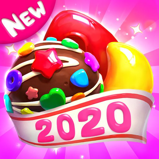 Crazy Candy Bomb Sweet match 3 game  4.6.3 APK MOD | Download Android