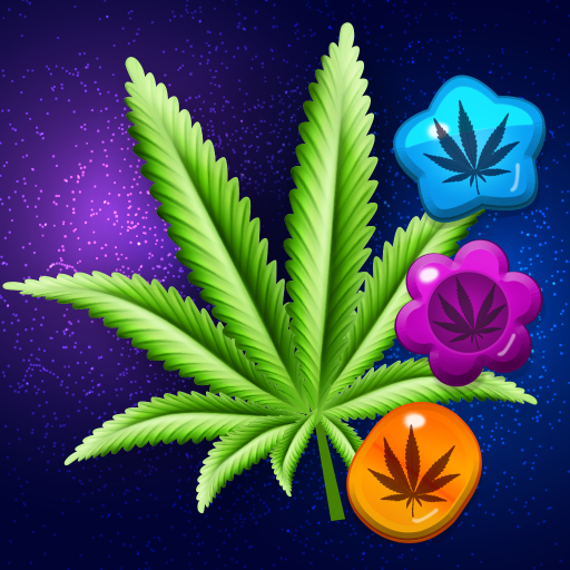 Crush Weed Match 3 Candy Jewel – cool puzzle games 5.21 APK MOD   Download Android