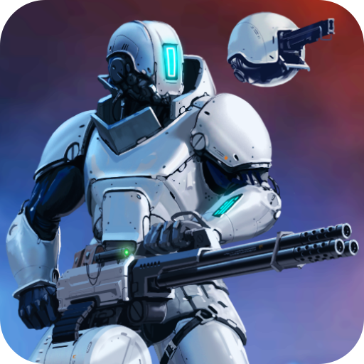CyberSphere: SciFi Third Person Shooter 2.0.6 APK MOD | Download Android