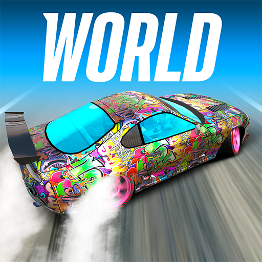 Drift Max World Drift Racing Game  3.0.1 APK MOD | Download Android