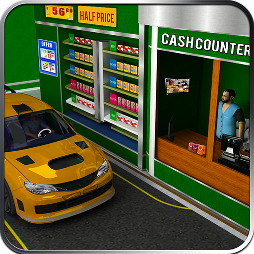 Drive Thru Supermarket: Shopping Mall Car Driving 2.3 APK MOD | Download Android