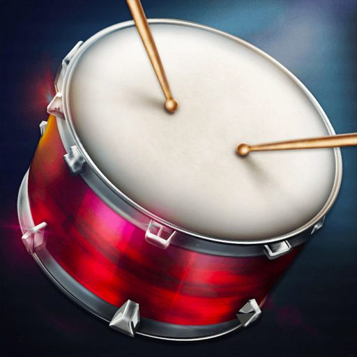 Drums: real drum set music games to play and learn 2.18.01 APK Pro   Premium APP Free Download
