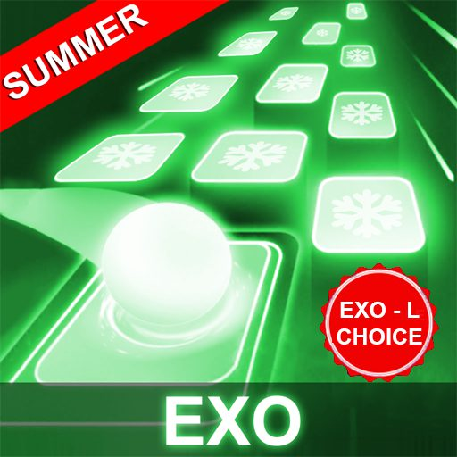 EXO Hop: Obsession KPOP Music Rush Dancing Tiles! 5.0.0.6 APK MOD | Download Android