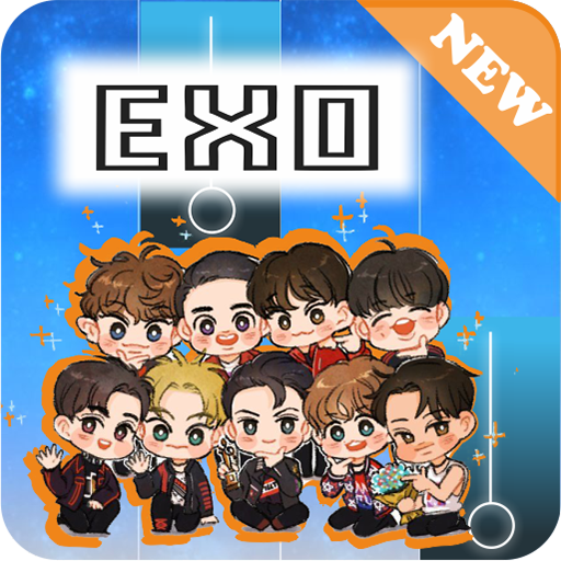 EXO Piano Tiles KPOP 2019 1 APK MOD | Download Android