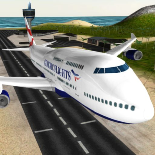 Flight Simulator: Fly Plane 3D 1.32 APK MOD | Download Android