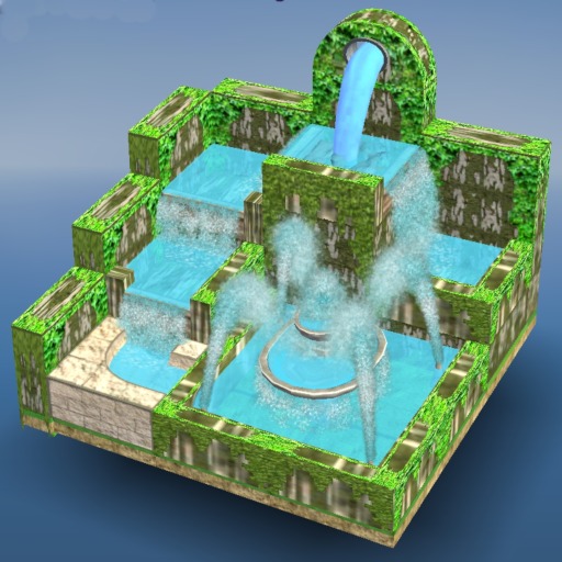 Flow Water Fountain 3D Puzzle 1.2 APK MOD | Download Android