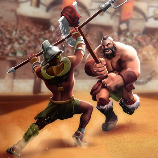 Gladiator Heroes Clash: Strategy and Fighting Game 3.4.5 APK MOD | Download Android