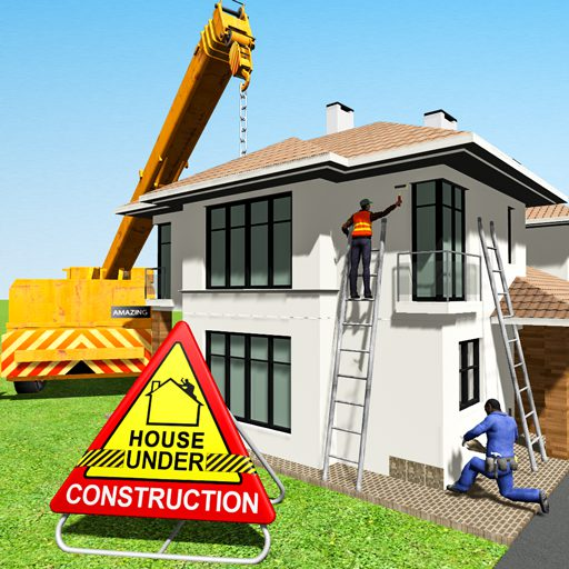 House Building Construction Games – House Design 1.4 APK MOD | Download Android