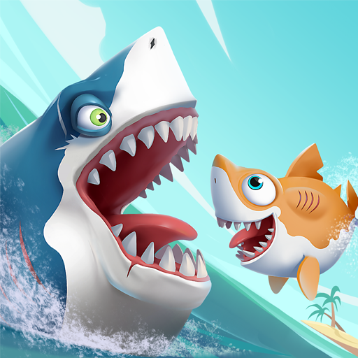 Hungry Shark Heroes 3.4 APK MOD | Download Android