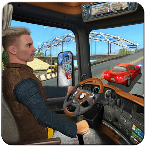 In Truck Driving Games : Highway Roads and Tracks 1.2 APK MOD | Download Android
