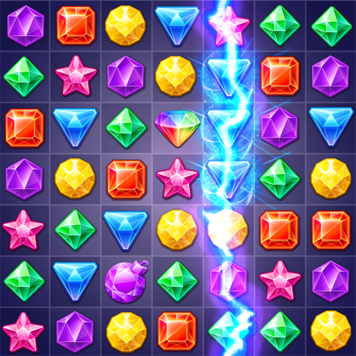 Jewels Track – Match 3 Puzzle 5.8.5002 APK MOD | Download Android
