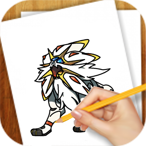 Learn to Draw Pokemon Sun Moon 2.3 APK MOD | Download Android