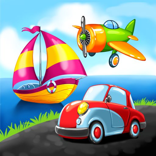 Learning Transport Vehicles for Kids and Toddlers 1.2.1 APK MOD | Download Android