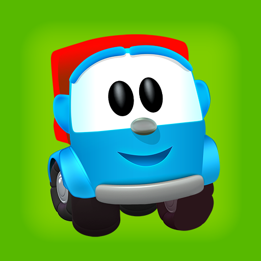 Leo the Truck and cars: Educational toys for kids 1.0.58 APK MOD   Download Android
