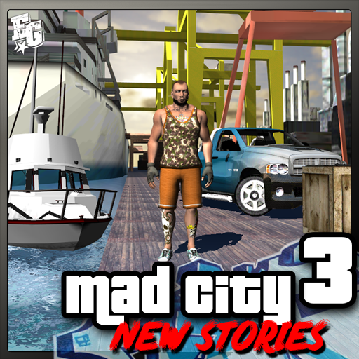 Mad City Crime 3 New stories 1.42 APK MOD | Download Android