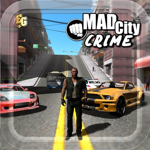 Mad City Crime Stories 1 1.36 APK MOD | Download Android