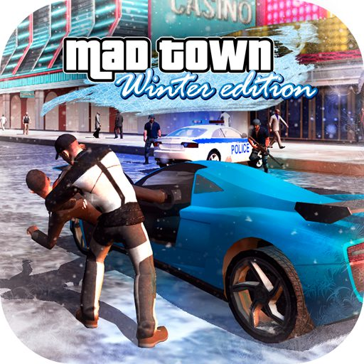 Mad Town Winter Edition 2018 1.03 APK MOD | Download Android