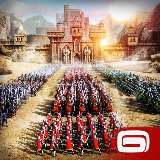 March of Empires: War of Lords  5.4.2a APK MOD   Download Android