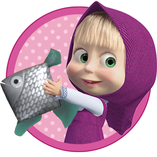 Masha and the Bear: Kids Fishing 1.1.8 APK MOD | Download Android