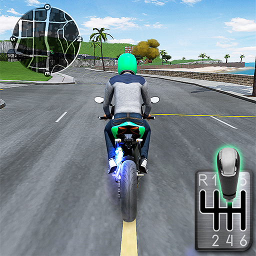 Moto Traffic Race 2: Multiplayer 1.20.01 APK MOD | Download Android