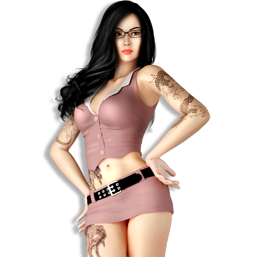 Naughty Girlfriend :pseudo app 1.43 APK MOD | Download Android