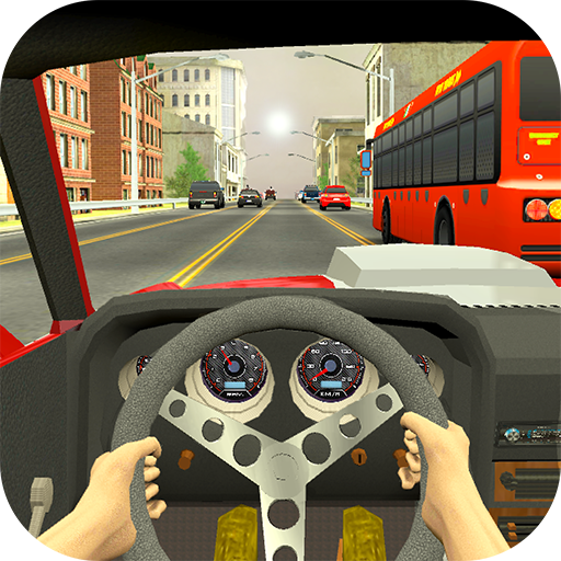 Racing in City – In Car Driving 3D Fast Race Game 2.0.2 APK MOD   Download Android