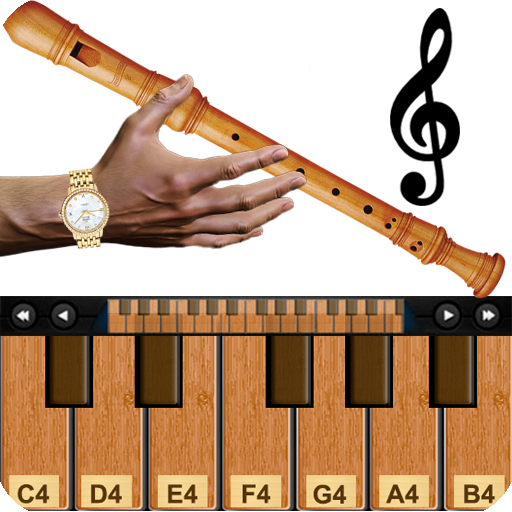 Real Flute & Recorder – Magic Tiles Music Games 1.3 APK MOD   Download Android