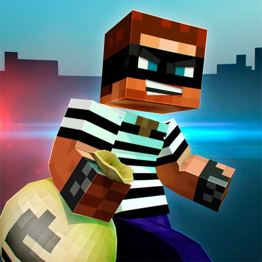 🚔 Robber Race Escape 🚔 Police Car Gangster Chase 3.9.3 APK MOD   Download Android