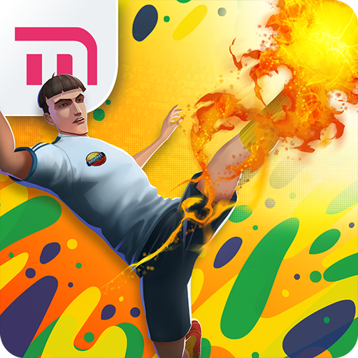 Roll Spike Sepak Takraw 1.4.0 APK MOD | Download Android