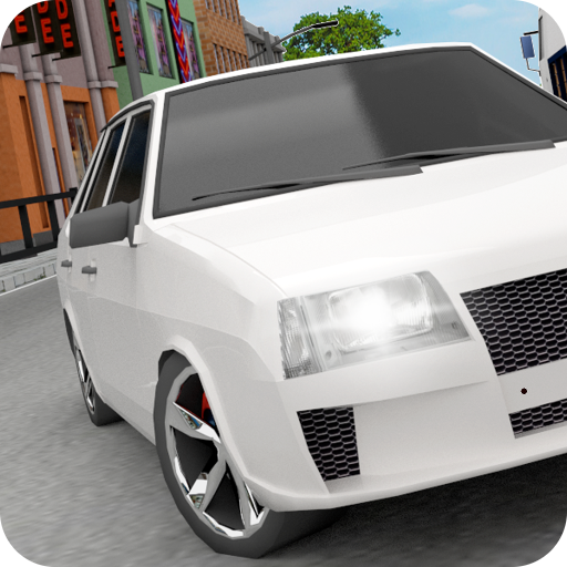 Russian Cars: 99 and 9 in City 1.2 APK MOD | Download Android