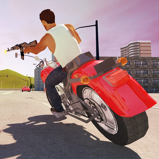 San Andreas Crime Gangster 2017 2.3 APK MOD   Download Android