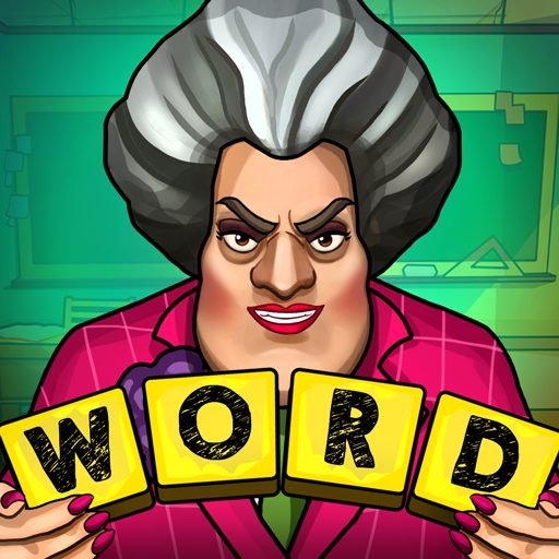 Scary Teacher : Addictive Word Game 2.1 APK MOD | Download Android