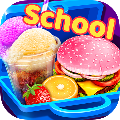 School Lunch Maker! Food Cooking Games 1.8 APK MOD | Download Android