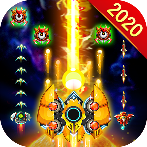 Space Hunter Galaxy Attack Arcade Shooting Game  1.9.9 APK MOD   Download Android