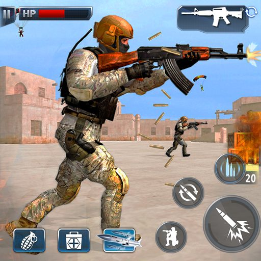Special Ops 2020: Multiplayer Shooting Games 3D  1.1.3 APK MOD | Download Android
