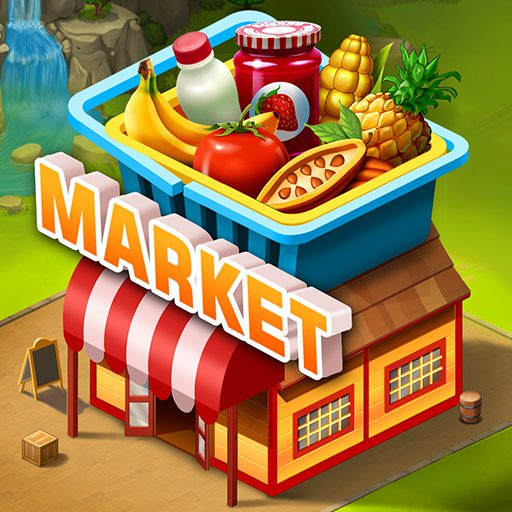 Supermarket City : Farming game 5.3 APK MOD | Download Android