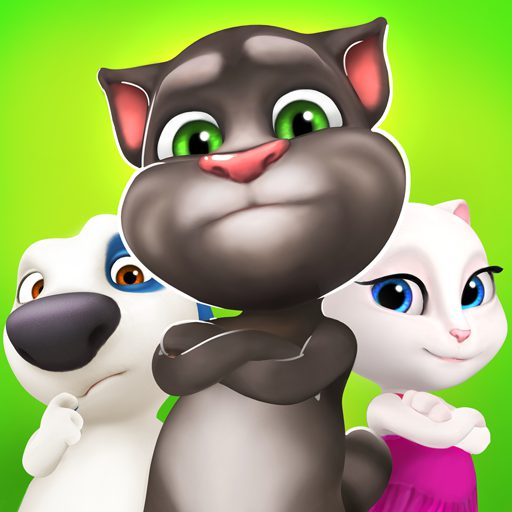 Talking Tom Bubble Shooter 1.5.3.20 APK MOD | Download Android