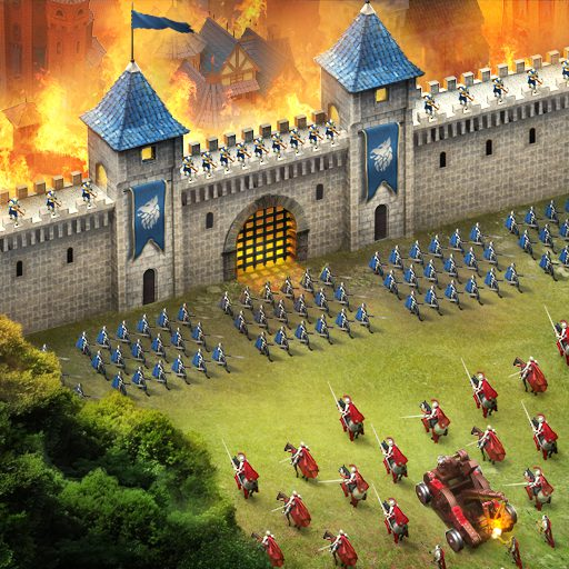 Throne Kingdom at War  5.0.0.694 APK MOD | Download Android