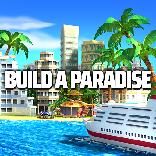 Tropic Paradise Sim: Town Building City Game 1.5.1 APK MOD   Download Android