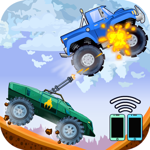 Two players game – Crazy racing via wifi (free) 1.2.8 APK MOD | Download Android