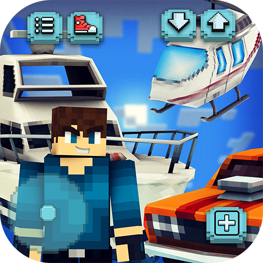 Ultimate Craft: Exploration of Blocky World 1.28-minApi23 APK MOD | Download Android